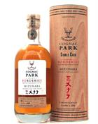 Cognac Park Single Cask Limited Edition 2006 Borderies Mizunara Japanese Oak Cask Finish 45,2%