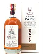 Cognac Park Single Cru Borderies Mizunara Japanese Oak Cask Finish 43,5%