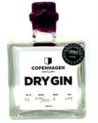 Copenhagen Distillery Dry Gin CPH Premium Danish Small Batch Denmark 50 cl 43%