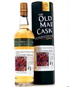 Cragganmore 1997/2013 Old Malt Cask 15 år Single Speyside Malt Whisky 51,2%