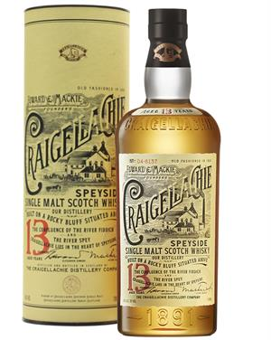 Craigellachie Single Speyside Malt whisky