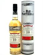 Craigellachie 2008/2018 Old Particular 10 år Single Speyside Malt Whisky 48,4%
