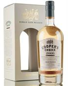 Croftengea 2006/2016 Loch Lomond Heavily Peated Coopers Choice Single Highland Malt Whisky 70 centiliter 46 alkoholprocent