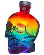 Crystal Head Rainbow Vodka Premium Canadisk Vodka 70 cl 40%