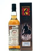 Dailuaine 1996/2017 Blackadder Raw Cask 21 år single Speyside malt whisky 56,7%