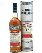 Dailuaine 2005/2018 Douglas Laing Old Particular 12 år Single Speyside Malt Whisky 48,4%