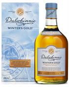 Dalwhinnie Winters Gold Single Highland Malt Whisky