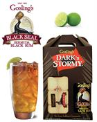 Dark N Stormy Drinksopskrift