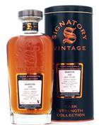 Deanston 2008/2019 Signatory Vintage 10 år Single Highland Malt Whisky 67,7%