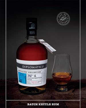 Diplomatico Distillery Collection No 1 Batch Kettle Rum
