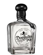 Don Julio 70 Cristalino Anejo Tequila Mexico 70 cl 35%