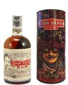 Don Papa Mout Kanlaon Limited Edition Canister Small Batch Rum Filippinerne rom 40%