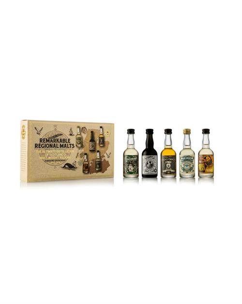 Douglas Laings Remarkable Regional Malts Miniature