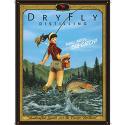 Dry Fly Distilling Whiskey