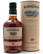 Edradour 10 years old Single Highland Malt Whisky