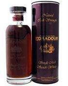 Edradour Ibisco Decanter Natural Cask Strength Single Highland Malt