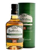 Edradour Ballechin 10 år Peated Cask Single Highland Malt 46%