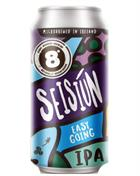 Eight Degrees Seisiun Easy Going IPA 44 cl