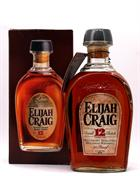 Elijah Craig Small Batch 12 år 94 Proof 75 cl Kentucky Straight Bourbon Whiskey 47%