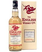 English Whisky Co Chapter 6 St George Batch 003 English Single Malt Whisky 46%