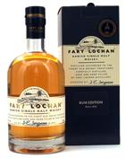 Fary Lochan RUM Edition Danish Single Malt Whisky 50 cl Batch 2 Romfinish 55,9%