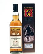 Finest Guyana Diamond Rum 14 år Blackadder Raw Cask 63%