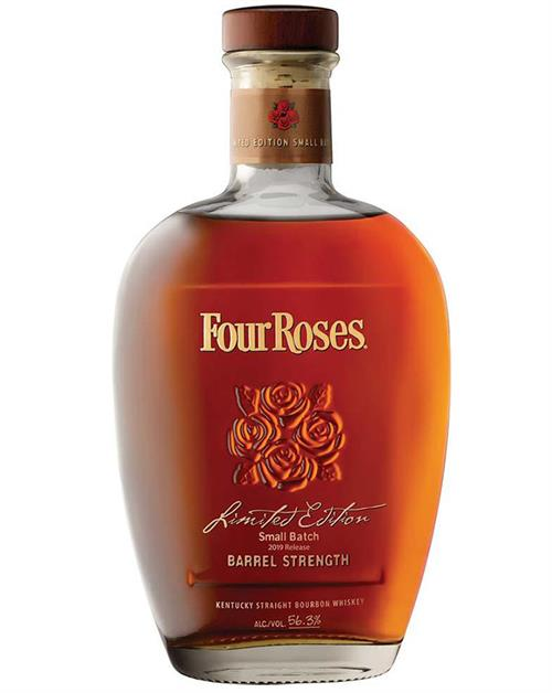 Four Roses Small Batch 2019 FORUDBESTILLING Limited Edition Kentucky Straight Bourbon Whiskey 56,3%