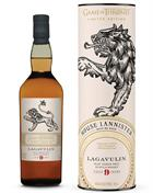 Lagavulin 9 år Game of Thrones Whisky Collection 46%