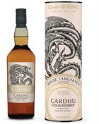 Cardhu Gold Reserve Game of Thrones Whisky Collection 40%