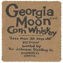 Georgia Moon Corn Whiskey