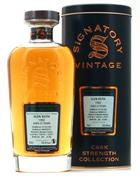 Glen Keith 1992/2015 Signatory 22 år Single Speyside Malt 50,6%