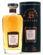 Glen Ord 1997/2013 Signatory 16 år Single Cask Highland Malt Whisky 60,4%
