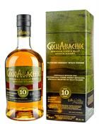 GlenAllachie 10 år Oloroso Sherry Wood Finish Speyside Single Malt Scotch Whisky 48%