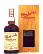 Glenfarclas 1986/2018 The Family Casks 32 år Single Speyside Malt Whisky 55%
