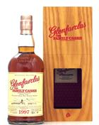 Glenfarclas 1997/2018 The Family Casks 21 år Single Speyside Malt Whisky 57,1%