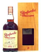 Glenfarclas 2002/2018 The Family Casks 15 år Single Speyside Malt Whisky 57,8%