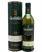 Glenfiddich 12 år Whisky
