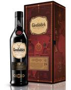 Glenfiddich 19 år Age of Discovery Red Wine Cask Single Speyside Malt Whisky 40%