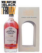 Glenglassaugh Coopers Choice Port Bomb Single Highland Malt Whisky 55%