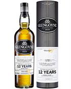 Glengoyne 12 år Single Highland Malt Whisky