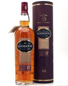 Glengoyne 17 år Old version Single Highland Malt Whisky 40%