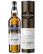 Glengoyne 18 år Single Highland Malt Whisky