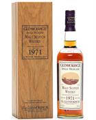 Glenmorangie 1971/1993 Limited Edition 150 års Jubilee Single Highland Malt Whisky 43%