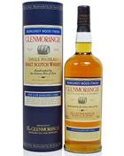 Glenmorangie Burgundy Wood Finish 1 Liter Single Highland Malt Whisky 43%