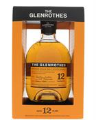 Glenrothes 12 år Soleo Collection Single Speyside Malt Whisky 40%