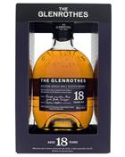 Glenrothes 18 år Soleo Collection Single Speyside Malt Whisky 43%