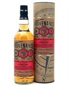 Douglas Laing Provenance Single Cask Whisky