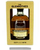 Glenrothes Select Reserve Single Speyside Malt Whisky 43%
