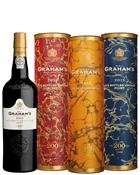 Grahams Late Bottled Vintage 2015 LBV Portvin Portugal 20%