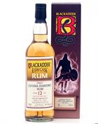 Guyana Diamond Rum Blackadder  64,3%